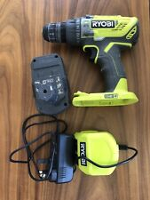 Ryobi ONE+ 1.5Ah Cordless Combi Drill with Battery – 18V R18PD3