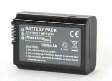 Maxsimafoto - 2X Compatible Camera Camcorder Batteries NP-FW50, FW50, NEX SONY