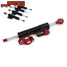 Steering Damper Stabilizer Reversed For Honda CBR250R CBR600RR CBR1000RR CB400