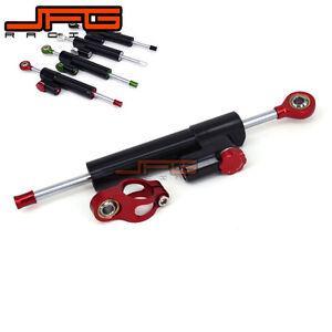 Steering Damper Stabilizer Reversed For CBR CBR250R CBR600RR CBR1000RR CB400