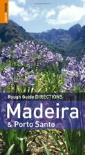 Rough Guide Directions Madeira & Porto Santo,Matthew Hanc*ck,Rough Guides