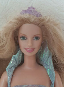 2000 Magical Mermaids Barbie , der Meerjungschwanz leuchtet