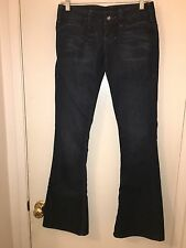 Ladies William Rast Savoy Flare Jeans Size 25 x 32