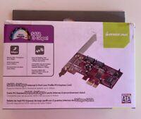 IOGear GICe720S3 2-Port SATA 3Gps PCI-Express Host Adapter Card