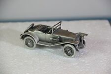 1912 Hispano-Suiza Danbury Mint Classic Cars of the World Pewter
