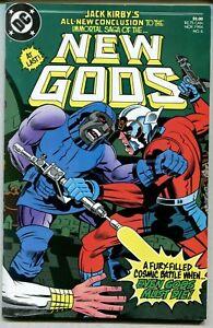 New Gods 6 VF Jack Kirby (1984) SA