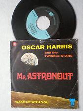 O. A. TWINKLE STARS Mr. Astronaut BELGIUM 45 1971 Toytown PSYCH POP-ART Space-FX