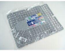 Tappeto tappetini in gomma per Lavello conf 4Pz assortiti colore Argento