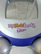 Radica Girl Tech My Photo Booth 2004 Camera I-Zone Polaroid TESTED Selfie Party