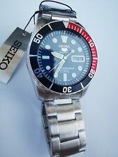 Seiko SNZF15K1 Automatic 23 Jewel Sea Urchin 'Pepsi' Dial Men's Watch