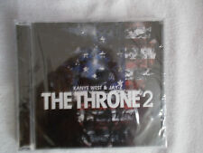 The Throne 2 von Kanye & Jay-Z West (2012) NEU OVP