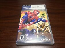 Spider-Man Friend Or Foe (Sony PSP Playstation Portable) Complete Free S/H