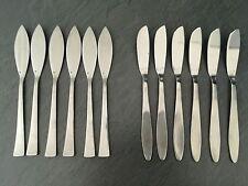12 couteaux à poisson