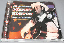 Johnny Horton * Hot 'N' Hittin' The Collection (Connoisseur) CD Best Of 20 Trks