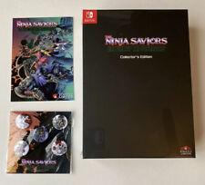 The Ninja Saviors Return of the Warriors Collectors Edition for Nintendo Switch