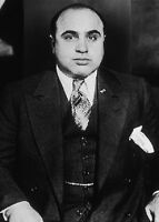 "Mobster, Gangster Al Capone around 1935 13""x 19"" Photo Poster 19"