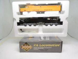Proto 2000 Ho Alco PA locomotive, Union Pacific 606, DCC only, Sound