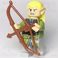 LEGO the Hobbit & lord of the rings LEGOLAS GREENLEAF elf GENUINE new 79008 9473