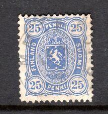 Finland - 1875 Def. Coat of Arms Mi. 23 FU