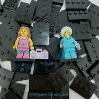 LEGO - x5 BasePlate Minifigure Series BULK Tile, 3x4. 4 Studs 88646 Display