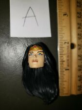 Wonder Woman Essentials head fodder for custom Dc figure A