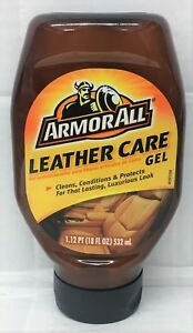 Armor All Leather Care Gel 18 oz