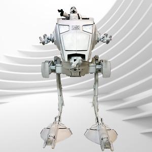 Silver Surfer x Star Wars AT ST Imperial Walker Marvel Custom LED Light kit