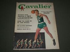 1962 JANUARY CAVALIER MAGAZINE - PHIL HILL FIRST AMERICAN- GREAT COVER - SP 5996