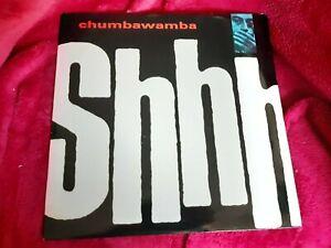 "Chumbawamba - Shhh - 12"" LP Vinyl 1992 with Posters"