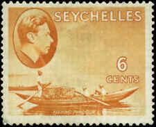 Seychelles Scott #128 Mint