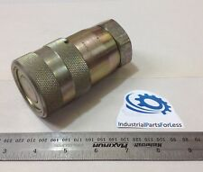 Brand New Parker Hydraulic Flat Face Female Quick Coupler FF-1001-16FP