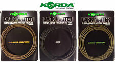 Gaine dark matter super heavy tungsten rig tube Korda weed green 2m