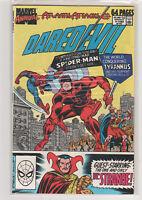 Daredevil Annual #4 Spiderman Dr. Strange 9.4
