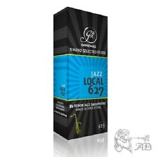 Gonzalez *JAZZ-LOCAL 627* TENOR Sax-Saxo-Saxophone reeds-Box of 5-Hardness # 2