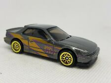 Hotwheels Nissan Silvia (S13) - Excellent Condition