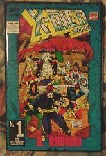 X MEN 2099 - STAR COMICS 1/18 CPL - NUOVO!!