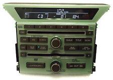 HONDA Pilot AM FM XM Satellite Radio 6 Disc Changer MP3 CD DVD Player 1TV0 OEM