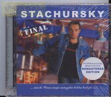 = STACHURSKY - FINAL  /REMASTERED EDITION / CD +VCD //STACHURSKI / sealed /Finał