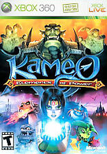 Kameo: Elements of Power (Microsoft Xbox 360, 2005) DISC ONLY