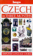 (Good)-Czech in Three Months (Hugo) (Paperback)-Roubalova, Eva,Billington, Elisa