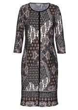 Unbranded Paisley Casual Plus Size Dresses for Women