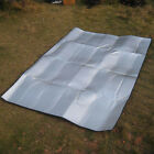 New Sleeping Mattress Mat Pad Waterproof Aluminum Foil EVA Outdoor Camping Mat