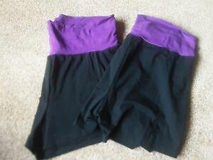 Bundle Of 2 Ladies Gym / Yoga Shorts. #2