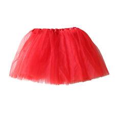Children Girls Princess Pettiskirt Party Ballet Tutu Skirt Mini Dress baby RD