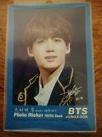 Jung Kook BTS Photo Sticker Set Book 48 Pcs KPOP V Jimin Jin JHope Suga Goods
