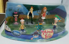 Phineas+%26+Ferb+Figurine+Playset+Authentic+Disney+Store+Figures+NEW
