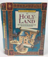 The Holy Land Treasure Chests By Running Press History Kit