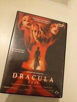 DVD  DRACULA DE WES CRAVEN ...EL RENACIMIENTO DE UNA...