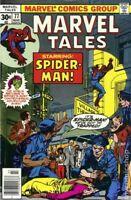 Marvel Tales #77 (1977) Marvel Comics Spider-Man
