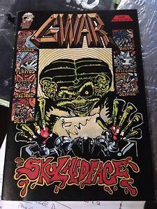 Gwar Skulheadface #1 Oderus Urungus Dave Brockie Slavepit NEW Vintage VF/NM